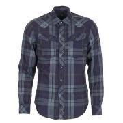 Skjortor med långa ärmar G-Star Raw  3301 SHIRT L/S