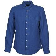 Skjortor med långa ärmar Gant  399510
