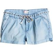 Shorts & Bermudas Roxy  Just A Habit - Pantalones Cortos Vaqueros