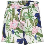 Shorts & Bermudas Only  SHORTS  onlnova aop lux paper back shorts ...