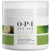 Pro Spa Exfoliating Sugar Scrub, 249 g OPI Fotvård